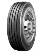 Dunlop 385/65R22.5 SP344 160K/158L - Opona prowadząca przeznaczona na przednią oś do ciągników siodłowych.