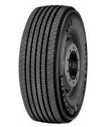 Michelin 385/65R22.5 XF2 158L - Opona na oś prowadzącą.
