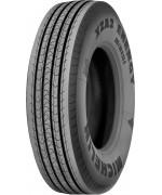Michelin 315/70R-22.5 XZA2 Energy 154/150L - Opona na oś prowadzącą, przeznaczona na autostrady (główne szlaki komunikacyjne).