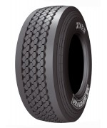 Michelin 385/65R-22.5 XTE3 160J - Opona przeznaczona na oś wleczoną (naczepa)drogi regionalne.