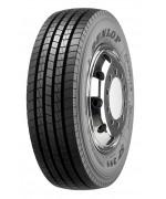 Dunlop 245/70R-19.5 SP344 136/134M - Opona przeznaczona na oś prowadzącą do transportu regionalnego